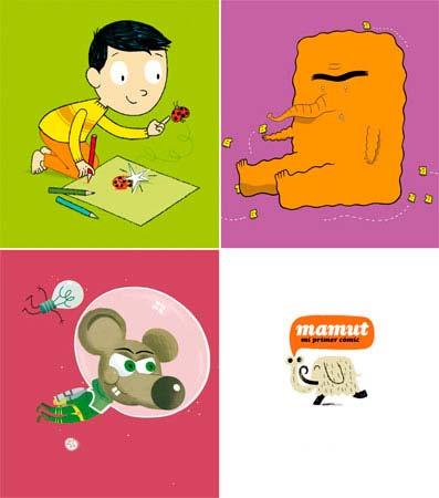agenda-kulturaldia-exposición-fnac-comic-infantil