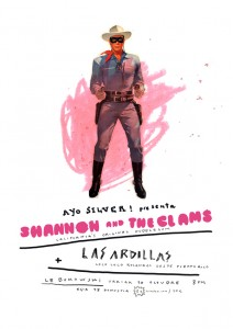 ayo-silver-cartel-shannon-clams-las-ardillas-concierto