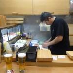 El sushiman