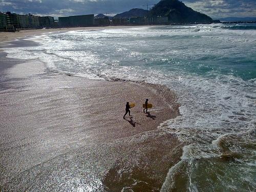 Donostia seg n sus tribus urbanas for Piscina intxaurrondo