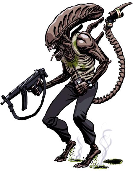Alien-Die-Hard