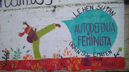 feminismo-auto-defensa-egia-mural