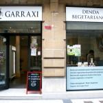 Garraxi, tienda vegetariana