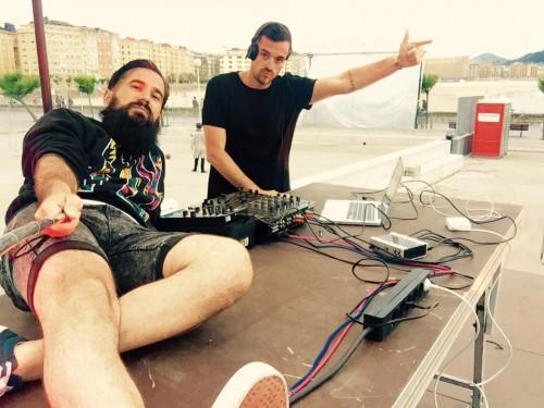 Imanol Costas y Áxel Casas forman Disco Bambinos