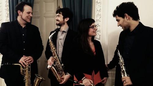 Quartet: elegancia al cuadrado