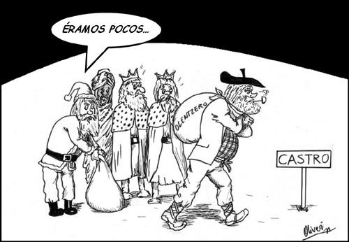 Olentzero-reyes