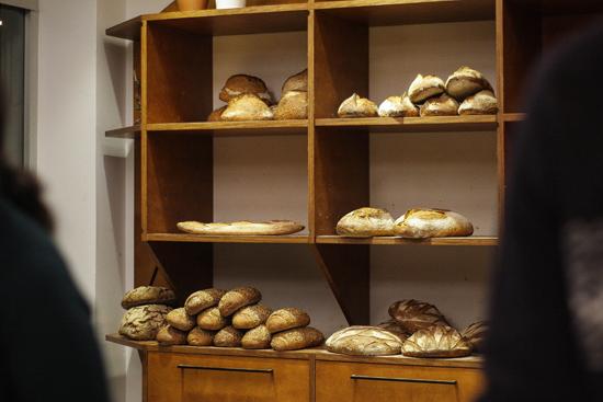 El pan y la masa madre, binomio The Loaf