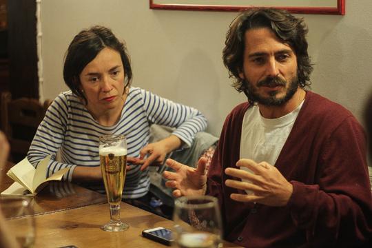 Ane y Sancho Rodríguez: cultura contemporánea y cultura del surf