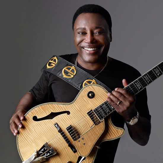 George-Benson-Guitar-with-Rolex-Daytona